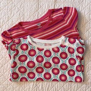 Old Navy Long Sleeve Print Thermal Shirts